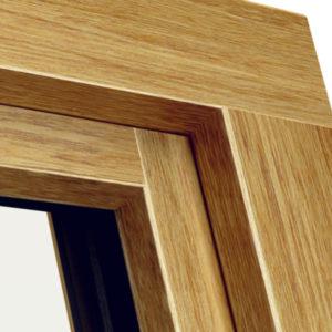Profil okienny drewniany Modern
