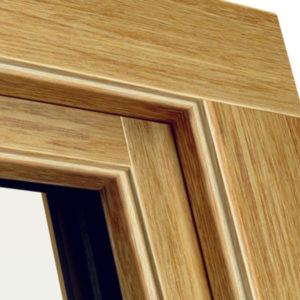 Profil okienny drewniany Retro
