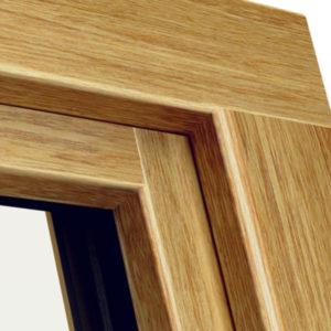 Profil okienny drewniany Softline