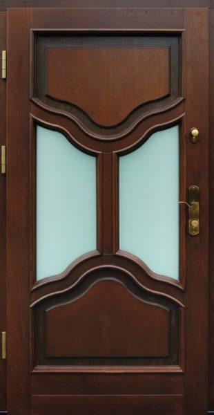 Drzwi wejściowe klasyczne